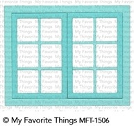 My Favorite Things WINDOW Die-Namics MFT1506