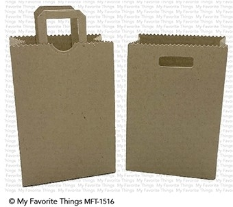 My Favorite Things PAPER BAG TREAT BOX Die-Namics MFT1516