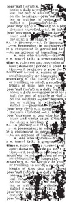 Tim Holtz Rubber Stamp DEFINITIONS Stampers Anonymous K4-1251