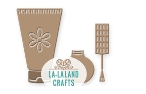 La-La Land Crafts SPA SET Dies 8451