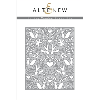 Altenew SPRING MEADOW Cover Die ALT3222