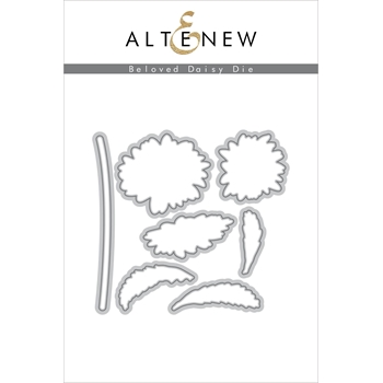 Altenew BELOVED DAISY Dies ALT3203