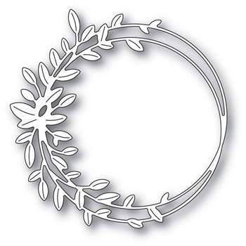 Memory Box - Jovial Wreath Die