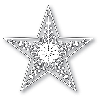 Memory Box - Chandele Star Die