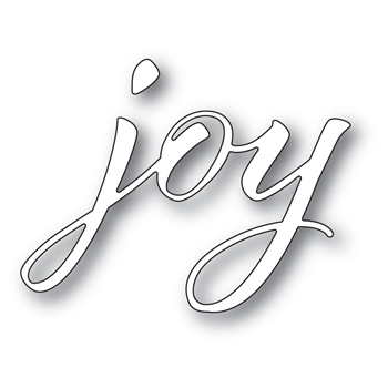 Memory Box - Joy Airy Script Die