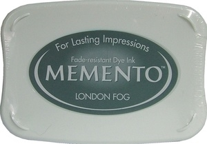 Memento London Fog Dye Ink Pad
