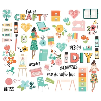 Hey Crafty Girl Bits & Pieces