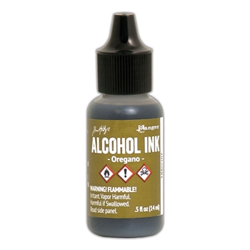 Tim Holtz Alcohol Ink OREGANO Adirondack Ranger TIM22107