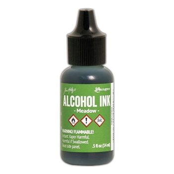Tim Holtz Alcohol Ink MEADOW Adirondack Ranger TIM22084