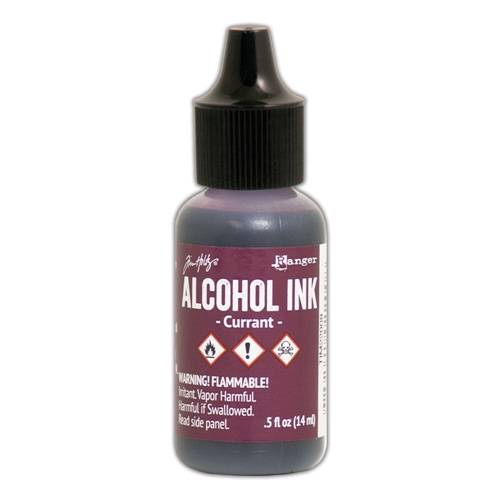 Tim Holtz Alcohol Ink CURRANT Adirondack Ranger TIM22008 Preview Image