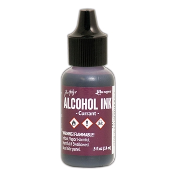 Tim Holtz Alcohol Ink CURRANT Ranger TIM22008