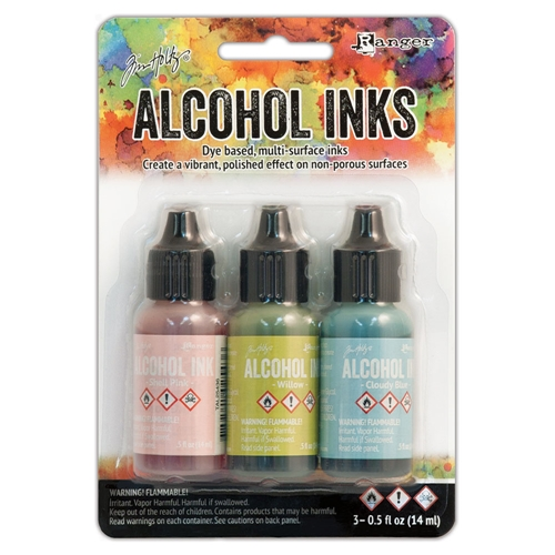 Tim Holtz Alcohol Ink Set COUNTRYSIDE Ranger TAK25924 Preview Image