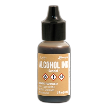 Tim Holtz Alcohol Ink SANDAL Ranger TAL25689