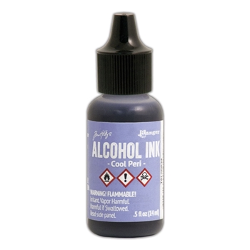 Tim Holtz Alcohol Ink COOL PERI Adirondack Ranger TAL25634