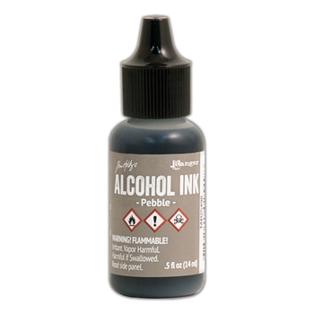 Tim Holtz Alcohol Ink PEBBLE Adirondack Ranger TAB25498
