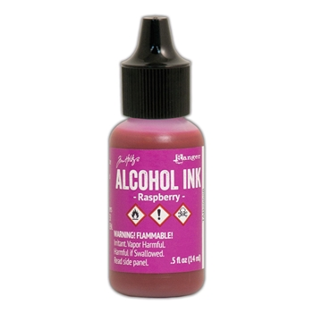 Tim Holtz Alcohol Ink RASPBERRY Adirondack Ranger TAB25528