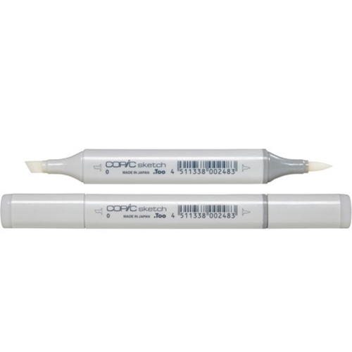 Copic EMPTY SKETCH Marker Fill or Mix any Colors Preview Image