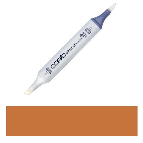 Copic Sketch Marker E39 LEATHER Brown Preview Image