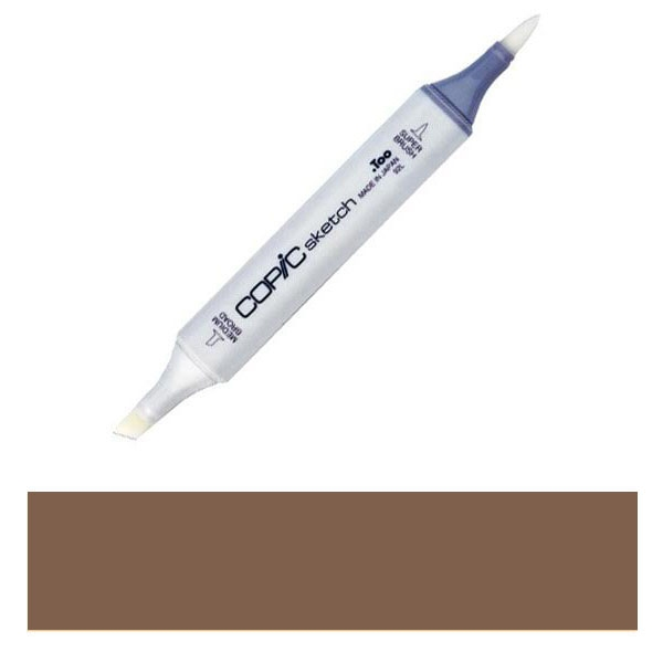 Copic Sketch Marker E77 MAROON