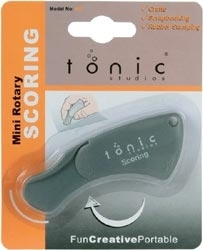 Tonic MINI SCORING TOOL Score Fold Paper Card Making 812