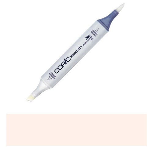 Copic Sketch Marker R000 CHERRY WHITE Subtle Pink Preview Image