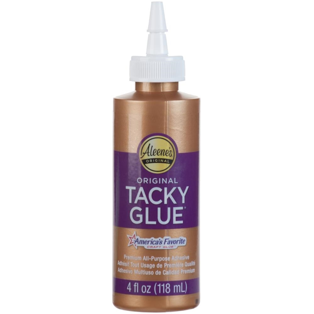 Aleene's ORIGINAL TACKY GLUE 4oz Adhesive zoom image