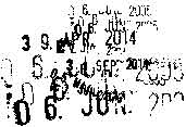 Tim Holtz Rubber Stamp DATES Number Background Stampers Anonymous J2-1484 zoom image