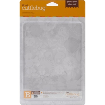 Cuttlebug REPLACEMENT CUTTING PADS Plate B Provo Craft 37-1258