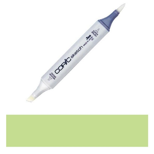 Copic Sketch Marker YG06 YELLOWISH GREEN Light Bold Preview Image