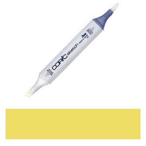 Copic Sketch Marker Y26 MUSTARD Dark Yellow Tan Light Brown Preview Image