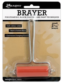 Ranger Inkssentials INKY ROLLER SMALL Ink Brayer Stamp BRA09870