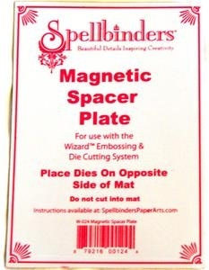w-024 Spellbinders MAGNETIC SPACER PLATE Preview Image