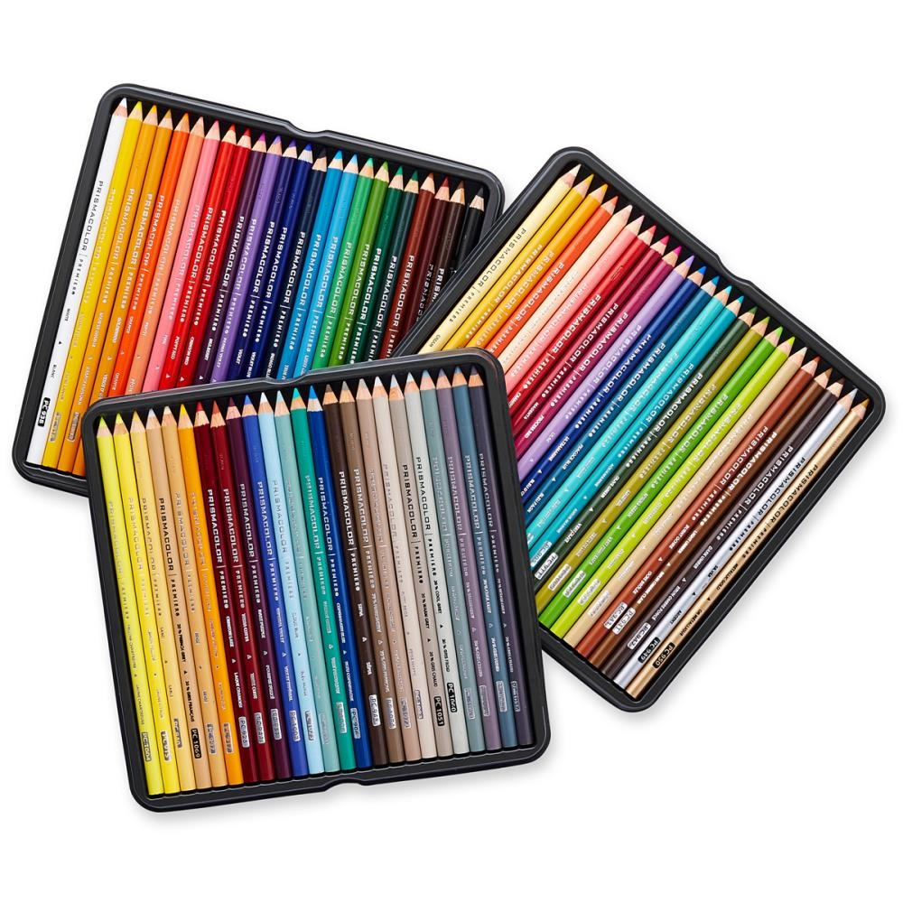 Prismacolor PREMIER COLORED PENCILS 72 Set