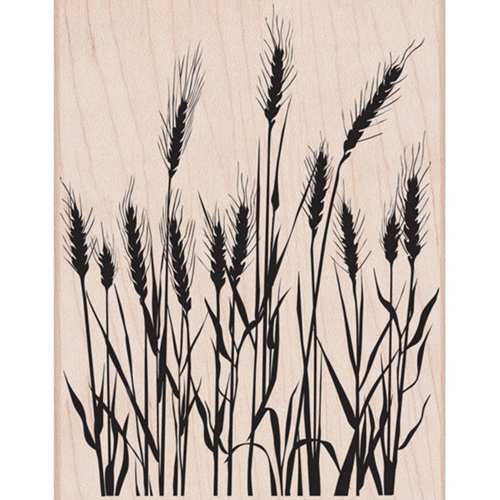 Hero Arts Designblock SILHOUETTE GRASS Rubber Stamp s5316 Preview Image