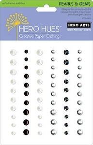 Hero Arts NEUTRALS MIXED ACCENTS CH215 zoom image