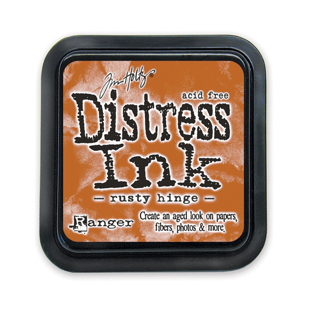 Tim Holtz Distress Ink Pad RUSTY HINGE Ranger TIM27157 zoom image