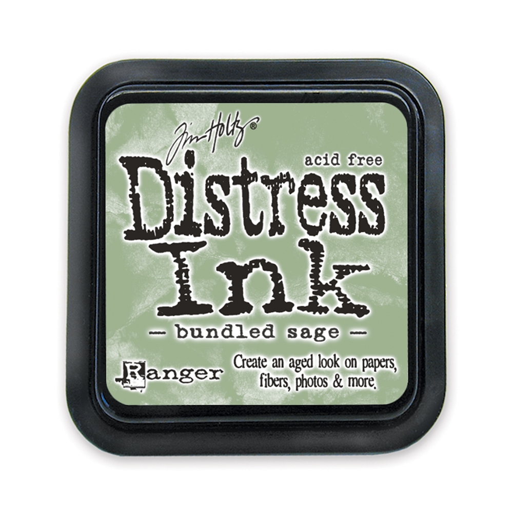 Tim Holtz Distress Ink Pad BUNDLED SAGE Ranger TIM27102 zoom image