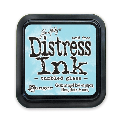 Tumbled Glass Distress Ink