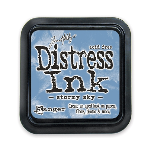 Tim Holtz Distress Ink Pad STORMY SKY Ranger TIM27171 Preview Image