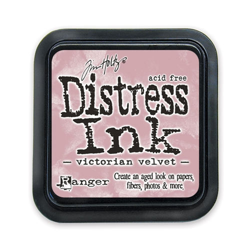 Victorian Velvet Distress Ink Pad