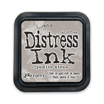 Tim Holtz Distress Ink Pad PUMICE STONE Ranger TIM27140