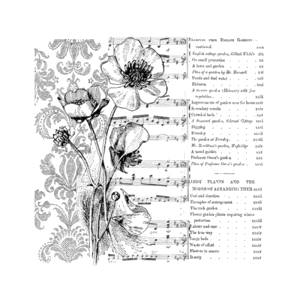 Penny Black Rubber Stamp MIXED MEDIA 4037K