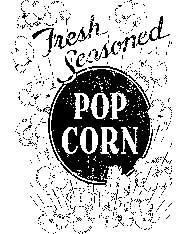 Tim Holtz Rubber Stamp POPCORN Movie Stampers Anonymous M3-1526