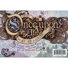 DCWV Cardstock Stack 4.5 x 6.5 ONCE UPON A TIME Paper MS-003-00013*