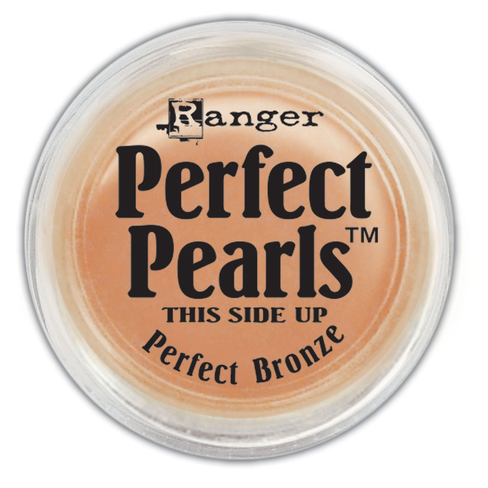 Ranger Perfect Pearls BRONZE Individual Pigment Powder PPP17745 zoom image