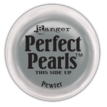 Ranger Perfect Pearls PEWTER Individual Pigment Powder PPP21858