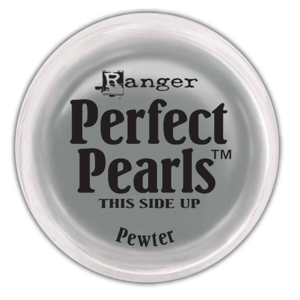 Ranger Perfect Pearls PEWTER Individual Pigment Powder PPP21858 zoom image