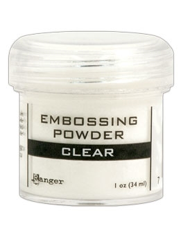 Ranger Embossing Powder CLEAR EPJ37330