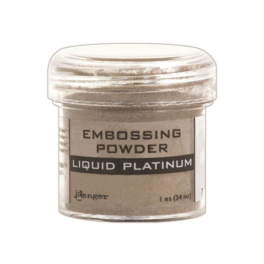 Ranger Liquid Platinum Embossing Powder