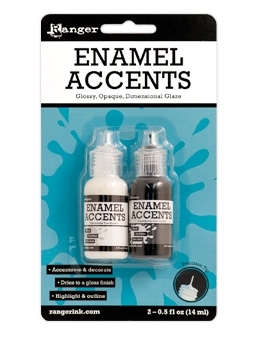 Ranger ENAMEL ACCENTS Dimensional Glaze Inkssentials GAC27355 Preview Image